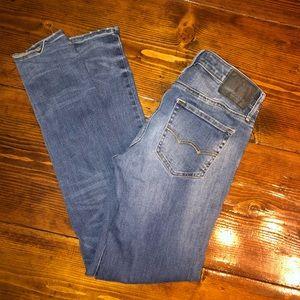 Mens American eagle skinny jeans